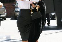 Kobieta - Moda wyjściowa