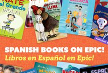 Epic! for Home / Ads for Epic! books for kids.  The number one children's eBook subscription service on iPad and Web.