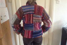 Knitting / breien / Lapjes vest