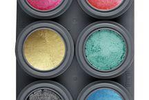 water makeup GRIMAS / maquillaje al agua Grimas