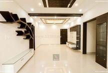 Residence: Mr. Naveen Chandra / Full house interiors. Uber Verdant, Sarjapur Road, Bangalore