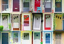 doors / by Kristy Visser