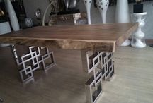 Massive Wooden Tables
