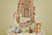pooh cakes