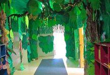 Lion corridor