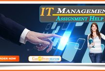 IT management Assignment Helps