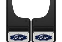 Ford Mud Flaps / If you need some mud flaps or guards to take your Ford truck to the next level of sharp the Gatorback mud flaps are what you need. SharpTruck carries the full line of Truck Hardware Gatorback flaps. They work on stock trucks, lifted or dually's.