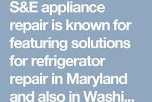 Economical Refrigerator Repair Service in Washington DC