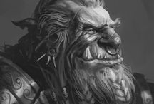 Fantasy - Orcs and Goblins