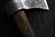 viikinki esineet +muut