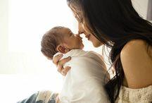 Foto Mutter mit Baby
