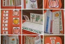 Pumpkins! / by Emily Oelz