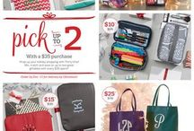 Thirty-One Gifts December 2017