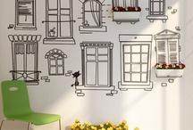 kids rooms / by SnugglebugUniversity