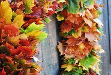 podzim vyzdoba