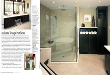 Magazine Featured Projects / Our products featured in publications