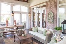 Portico/porch