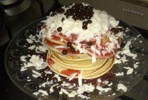 Its All About My Photograp / Pancake ala - ala