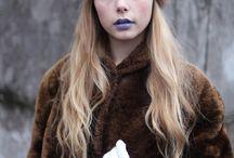 Fur fashion / Fashion 2015