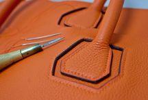 Bag's detail