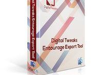 Entourage Export Tool