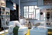 Ruang Tamu + Dapur
