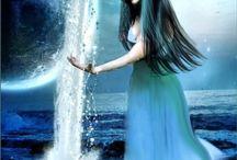 Jumalattaret, mytologia