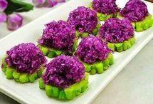 salata cesitleri