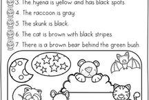 First Grade Freebies