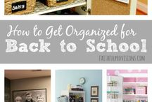 Top tips for stress-free 'back to school'!