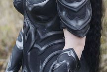 Armours / Practical and well... not so practical.