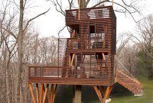 Spiel- Baumhäuser
