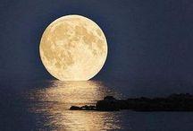Ahh, La Luna / by Patricia Ruiz