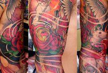 barracuda tattoo