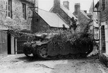 ww2 german tanks
