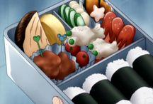 Anime Bento / Lunchboxen aus Anime Serien