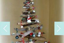 christmas trees etc