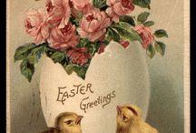 Velikonoční obrázky