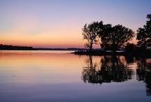 Wolfe Island, Ontario, Canada / Partial setting in my novel. It's the largest of The Thousand Islands and the place where my Irish ancestors move to after the Potato Famine.