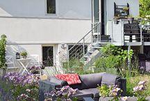 Eponas have / Have inspiration fra min blog www.eponasdagbog.dk - Dekoration og planter