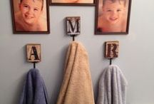 Kid's Bathroom / by Hooked On Beauty