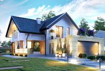 HomeKONCEPT 7 | Projekt domu / Projekt domu nowoczesnego HomeKoncept 7 dedykowany jest osobom, które poszukują projektu przestronnej i komfortowej rezydencji w nowoczesnym stylu. Bogaty i przemyślany program funkcjonalny daje gwarancję komfortowego użytkowania.