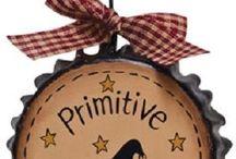 Primitive crafts