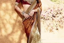 Designer Sarees With Embroidery Work