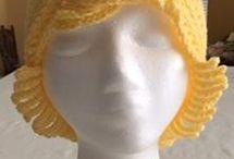 PARRUCCHE UNCINETTO / Crochet wig / parrucche all'uncinetto da provare!