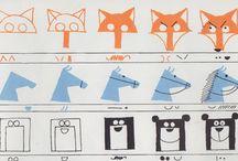 animaux dessin
