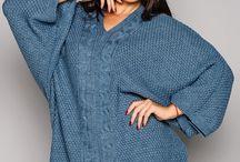 Жакеты, свитера, пуловеры