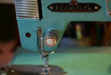 Funky old sewing machines / Sewing Machines