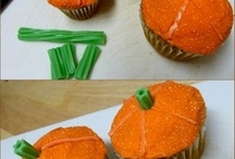 Omg pumpkin cupcakes