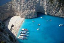 Dream vacation bucket list / by Paula Schuck